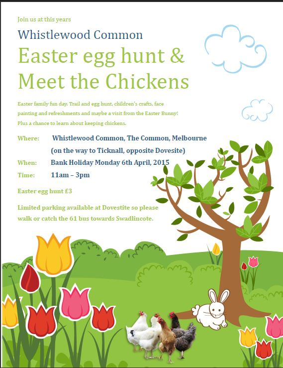 Easter egg hunt monday 6 april easter egg hunt 2015 negle Images